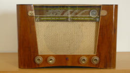 Philips BD500A Jupiter 1950
